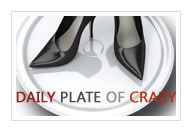 Daily Plate of Crazy Heels