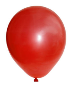 Bright Red Balloon