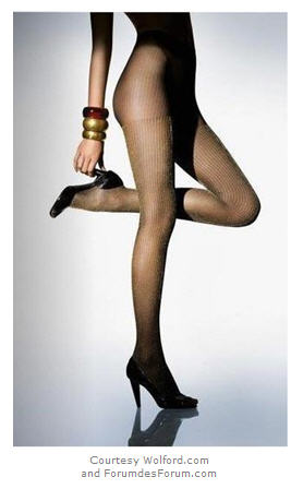 Is erotic play as simple as sexy stilettos and sheer stockings? Or is that just the beginning?
