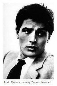 Alain Delon - a French film heart throb for many years!