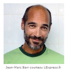 Jean-Marc Barr, with a twinkle in his eye; irresistible at any age...