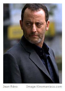 Jean Réno: French film star known in The Professional, French Kiss, et encore...