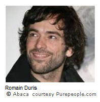 Romain Duris - talented and adorable. What more can I say?