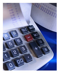 Tallying assets and liabilities