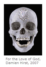 Thumbnail For the Love of God_Damien Hirst 2007