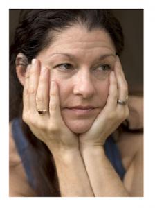 Midlife woman contemplating divorce