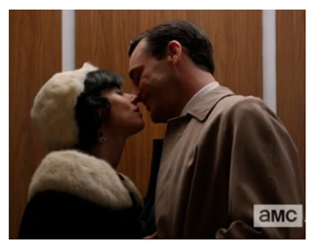 Mad Men Season 6 Episode 4 video clip Don and Sylvia