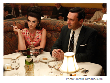 Mad Men Season 6 Episoe 4 Don and Megan sm