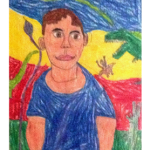 Child's Portrait Age 6
