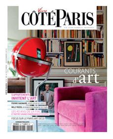 Coté Paris Cover