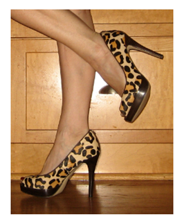 Michael Kors Leopard Pumps