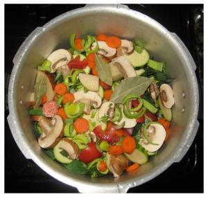 Veggie Soup 1