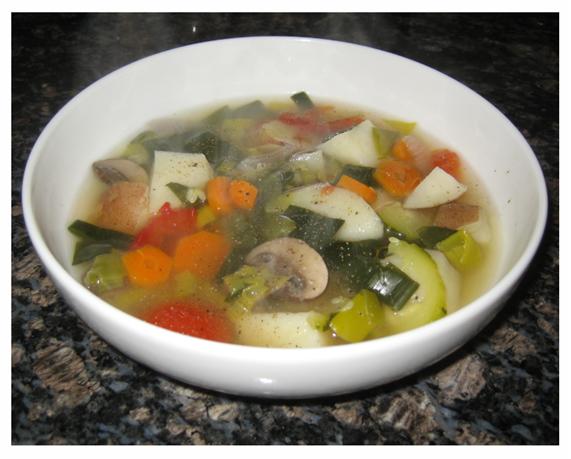 Veggie Soup 3