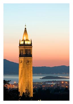 Clock Tower Berkeley University