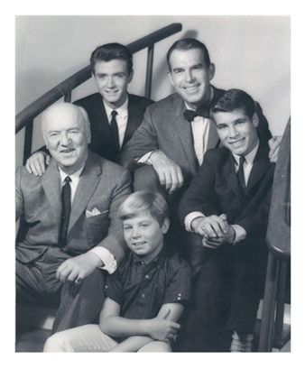 My Three Sons 1962