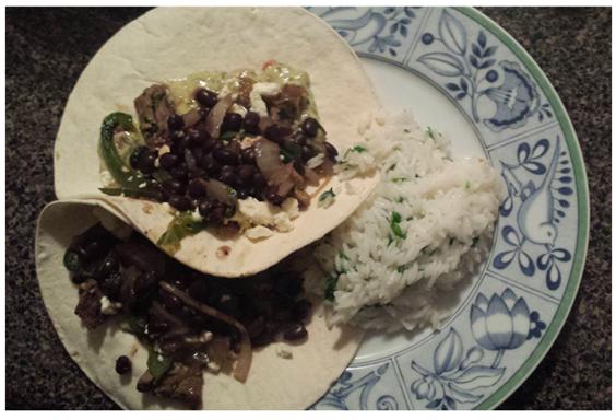 Chile-Rubbed Steak Tacos Recipes — Dishmaps