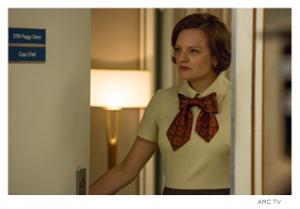 Peggy Mad Men Season 7 Ep 2