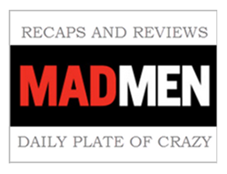 Check Out Mad Men Reviews at Daily Plate of Crazy
