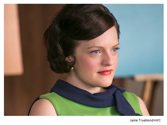 Mad Men Season 7 Ep 7 Peggy Olson