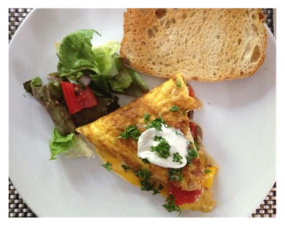 Lovely Omelet