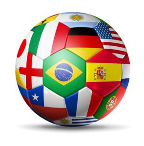 World Cup 2014 Soccer Ball