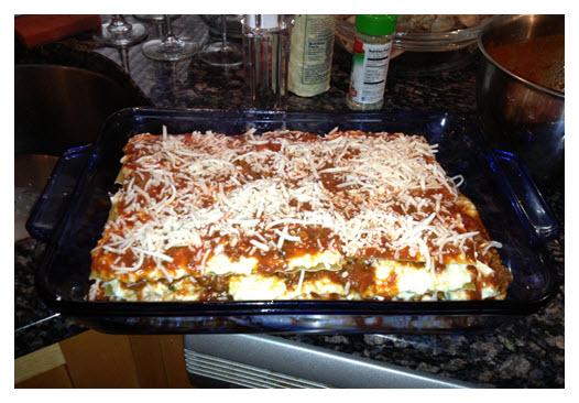 Lasagna Cure