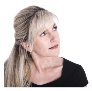 Mature Woman With Distracted Expression