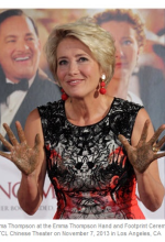 f Emma Thompson cropped Nov 7 2013 editorial use captioned