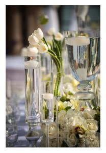 Beautifully Decorated Wedding Reception