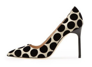 Manolo BB Pointy Toe Pump at Nordstrom