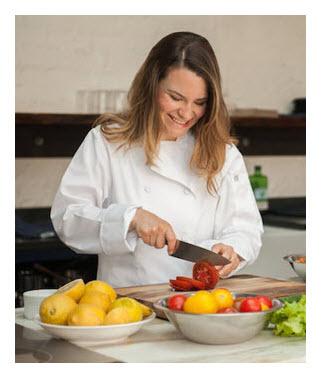 Brigitte Theriault of White Apron Chef