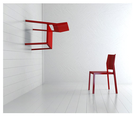 Gravity Defying Chairs