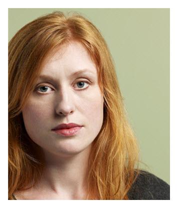 Redheaded Woman Thinking 3