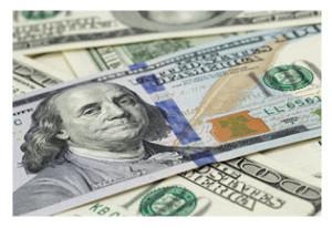 Brand New Hundred Dollar Bills
