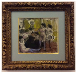Degas at the Picasso Museum