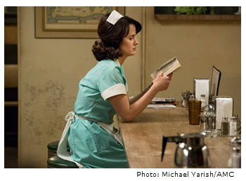 Mad Men Season 7 Episode 8 Diana the Waitress