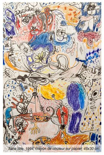 Macréau courtesy Galerie AlainMargaron