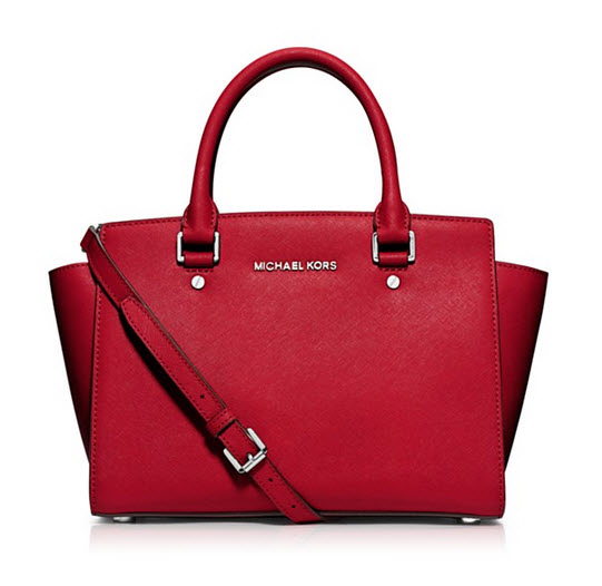 Michael Kors Satchel Selma Medium_at Bloomingdales