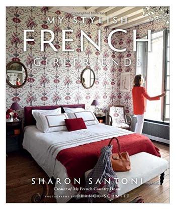 Sharon Santoni_My Stylish French Girlfriends Book Cover