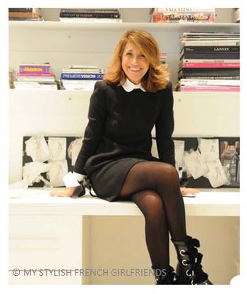 Sharon Santoni_My Stylish French Girlfriends_Celestina