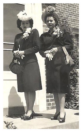 1940s Style_Two Women