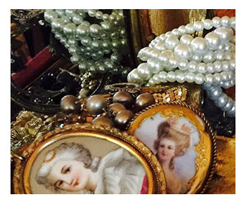 Luxe and Vintage Jewelry