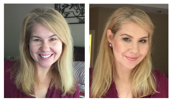 mom hair and fashion makeovers mom makeover before and after midlife makeover makeup mother daughter style daily