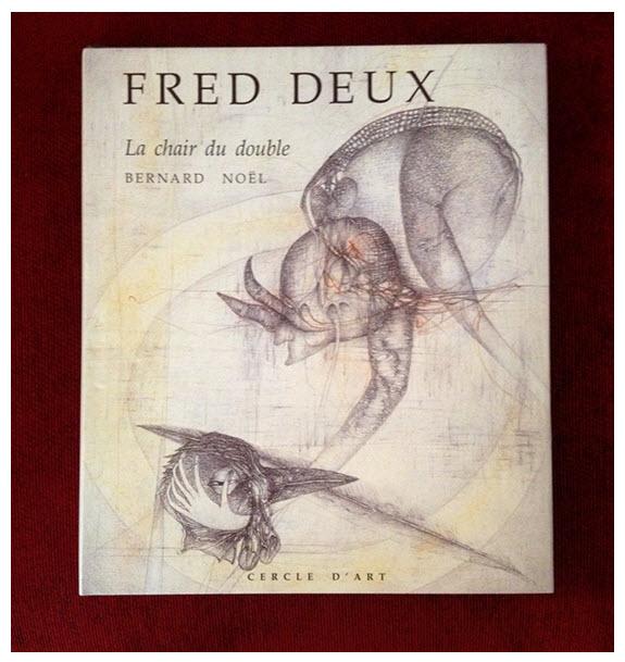 Fred Deux_La Chair du Double