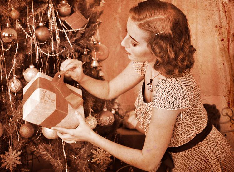 f Vintage Christmas_Sepia