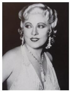 Mae West Circa 1927_Public Domain