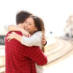 Hugging Hello (The Benefits of Hugging)