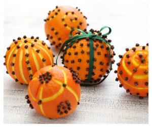 festive-clove-orange-pomander-balls