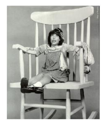 Lily Tomlin Big Chair from Google Images