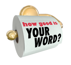 Do You Keep Your Word